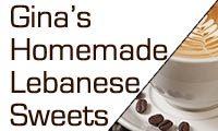 Gina's Homemade Lebanese Sweets